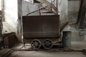 Moravská Třebová  Hornické vozíky lákají turisty na důlní stezky ... bfd536137f