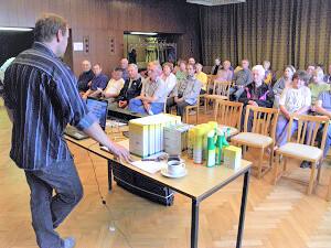 TVS - letn vcvikov kurzy - Kruh u Jilemnice | TVS VUT